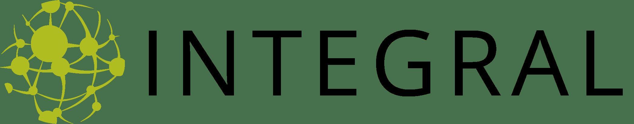 Integral Logo Black_greensphere